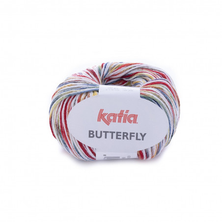 Butterfly - Katia
