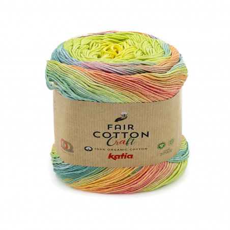 Fair cotton craft - Katia