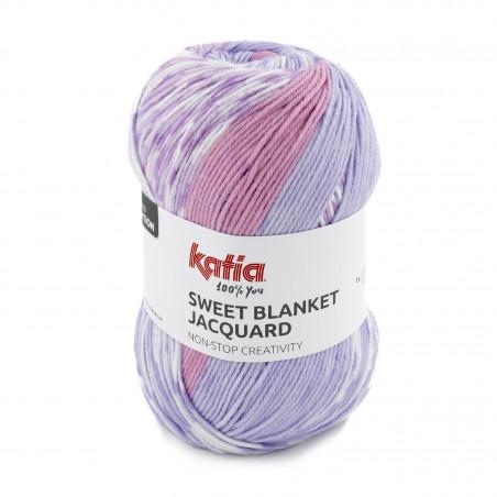 Sweet blanket jacquard - Katia