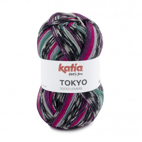 Tokyo socks - Katia