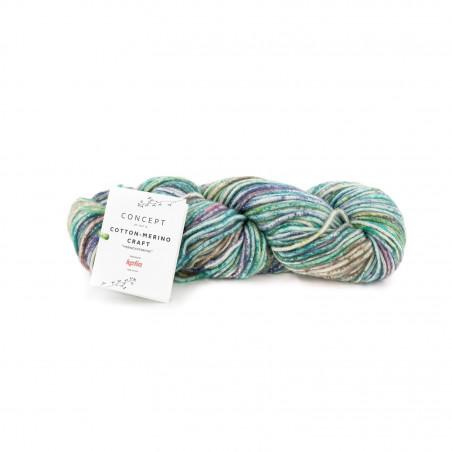 Cotton merino craft - Katia