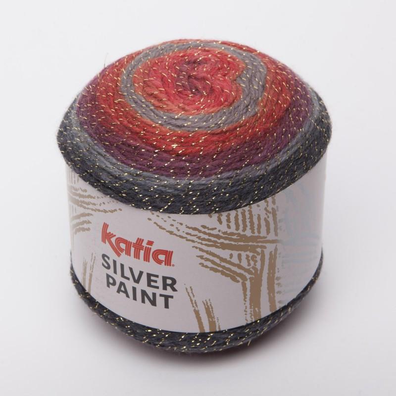 Katia - Silver Paint - 100