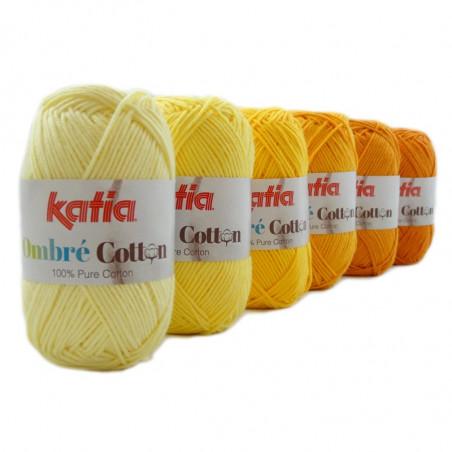 Katia - Ombré Cotton - 1