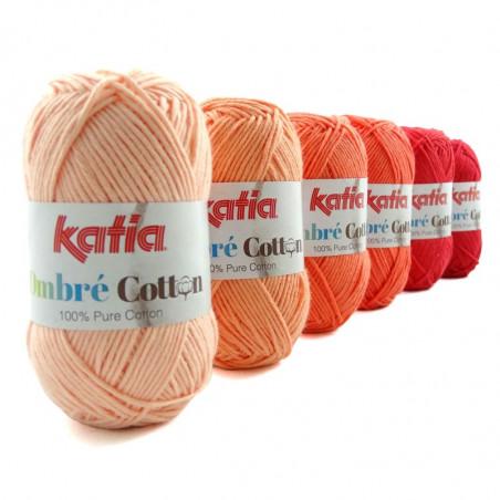 Katia - Ombré Cotton - 4